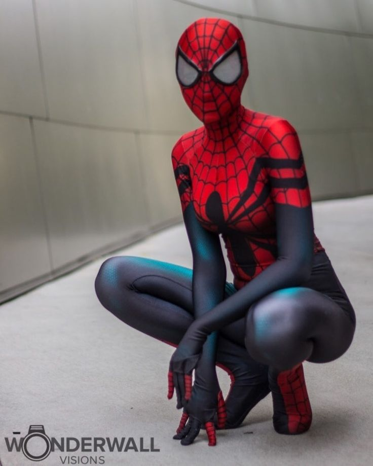 Spider-Girl #cosplay
