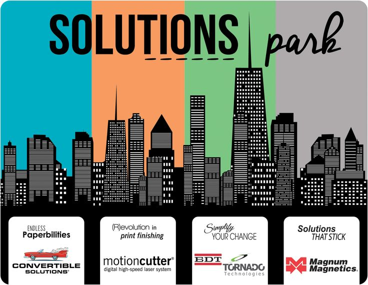 Solutions Park - Graph Expo 2014