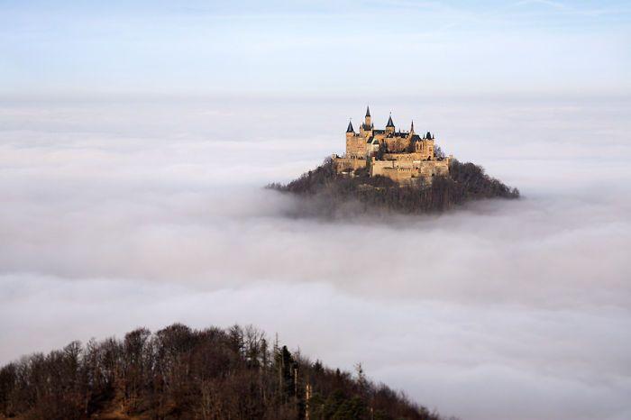 Hohenzollern Castle,Germany