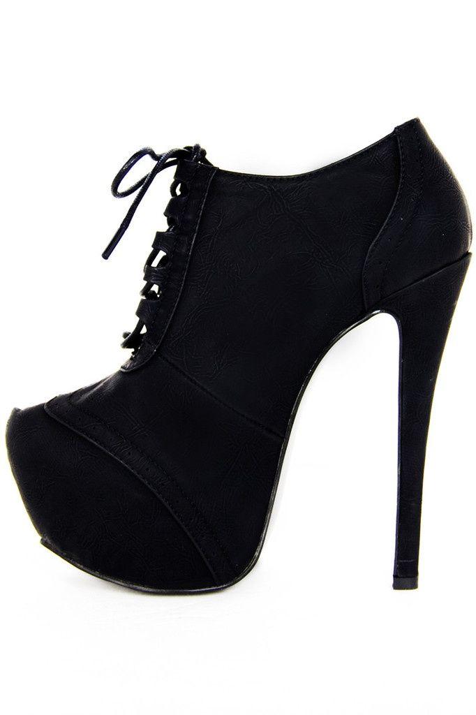 Ardene Black Shoes