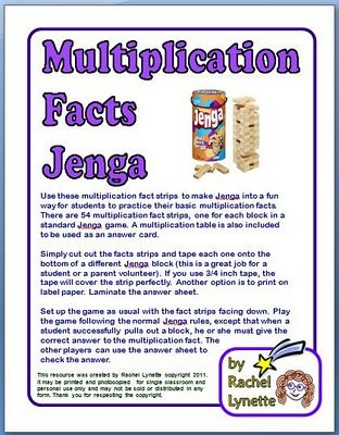 77 best Multiplication images on Pinterest | Math activities ...
