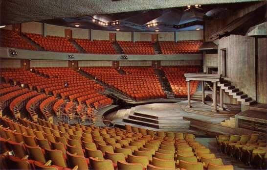 Festival Theatre, Stratford.