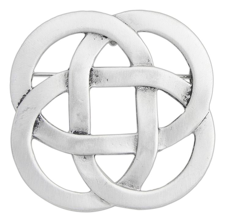 Amazon.com: Ashling Aine Forever Eternity knot Pin/Pendant Celtic Knot: Jewelry
