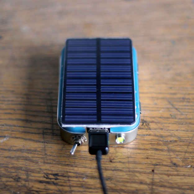 Altoid Can Solar USB Charger