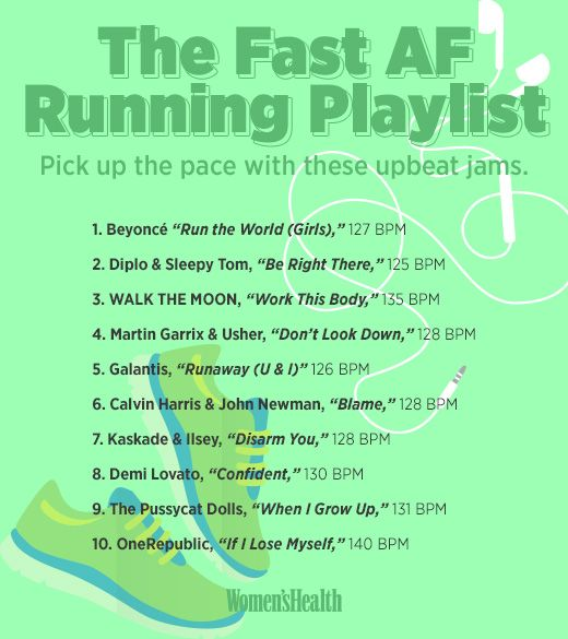10 Songs Guaranteed to Help You Run Faster  http://www.womenshealthmag.com/fitness/music-and-running-speed?cid=soc_Women%2527s%2520Health%2520-%2520womenshealthmagazine_FBPAGE_Women%2527s%2520Health__