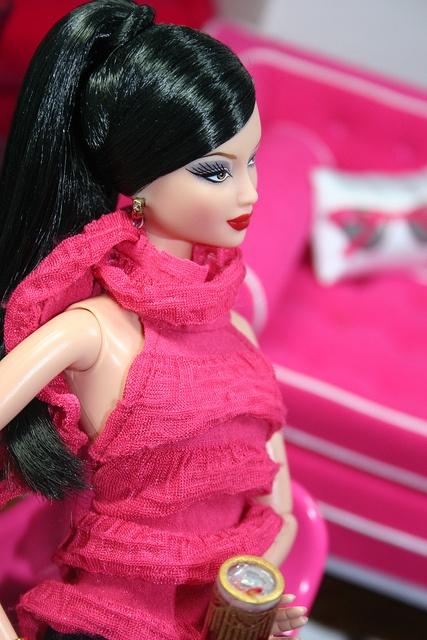 Barbie: Barbie Pink, Barbie Basic, Barbie 38 2 28, Pretty Dolls, Dolls Donnevincenti, Hot Pink, Barbie Repin By Pinterest, Barbie Dolls, Hair Barbie