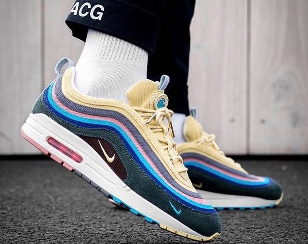 Who Is Sean Wotherspoon Sean Wotherspoon Nike Air Max Sneakers