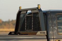 Headache rack | Medium Duty Work Truck Info