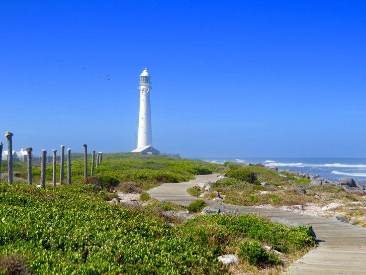 The Kommetjie lighthouse