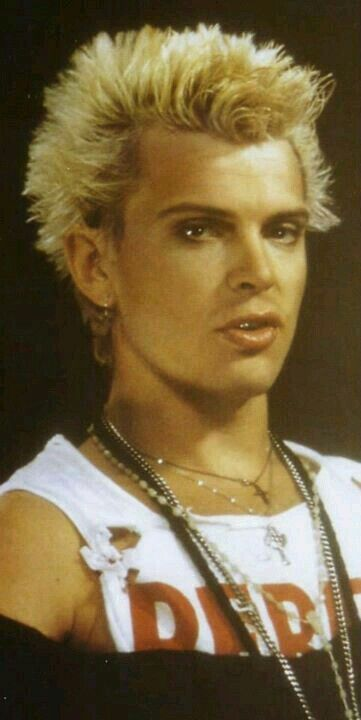 Billy Idol † In The Early 80