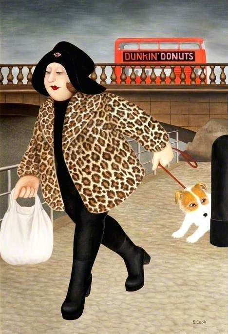 By the Clyde - beryl cook