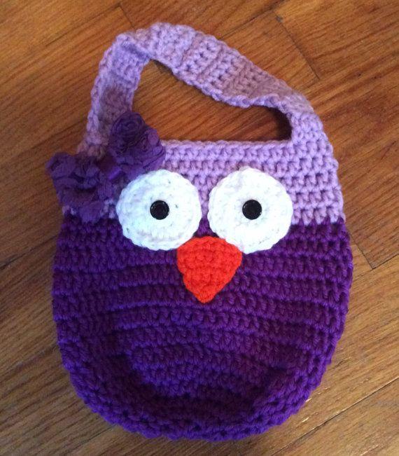 Bonneterie chouette sac à main, jeunes filles, chouette sac, Little Miss sac à main, sac à main mignon, moderne, filles