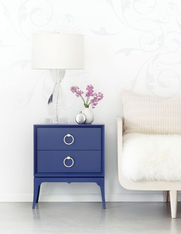 Bennett nightstand contemporary nightstands and bedside tables - 1000 Images About Nightstands On Pinterest