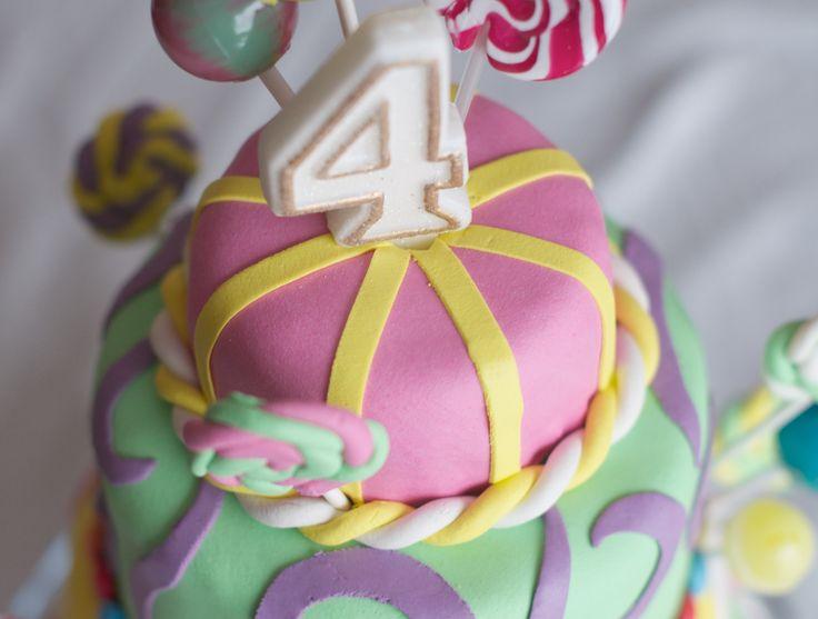 Det er lett å gå litt av skaftet når man har bakedilla og 4-åringen har bursdag. Denne kaken lagde jeg til 9 småjenter på 4 år. Jeg klarte ikke styre emg, det var totalt overkill selvfølgelig, men heldigvis er både mine og min kjæres kolleger glade i kake, så nå er hver smule spist opp. …