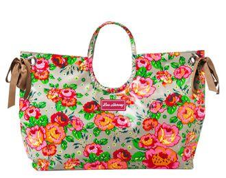 Beach Bag - Large - Pixel Flower