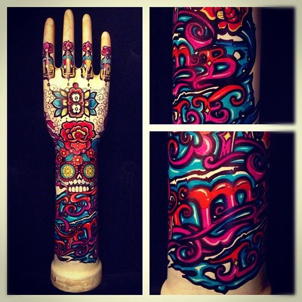 eternal hands/100%/by kartess