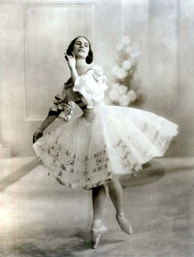 Anna Pavlova 1914,