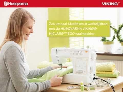 H|CLASS™ E20 - HUSQVARNA VIKING®
