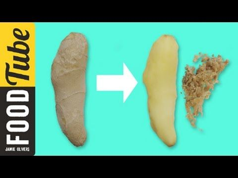 Jamie shows you the best way to peel ginger and has a great tip for dealing with the discarded peelings. All in just one minute flat! How to De-vein a Prawn ...
