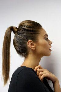 Strange 1000 Ideas About High Ponytail Hairstyles On Pinterest High Short Hairstyles For Black Women Fulllsitofus