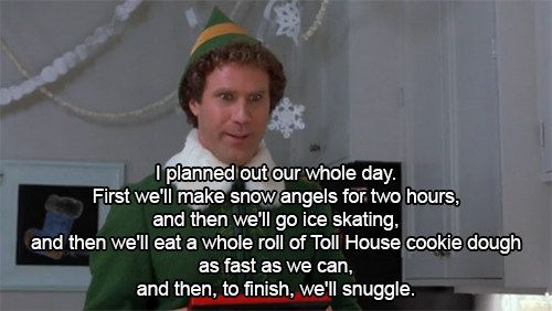 "34 ""Elf"" Quotes That Never Get Old & when you can use them .... SO FUNNY!:"