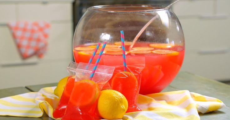 Jungle Juice (Adult Capri Sun)!