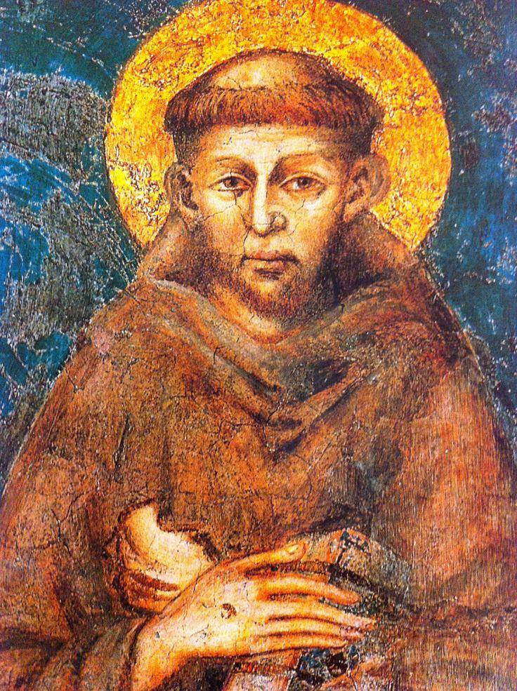 Itt olvashatsz Assisi Szent Ferenc csodálatos életéről. Pár mondatban írd le a füzetedbe, hogy miről olvastál!