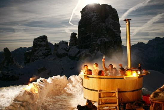 5 Torri vasca-botte, Rifugio Scoiattoli