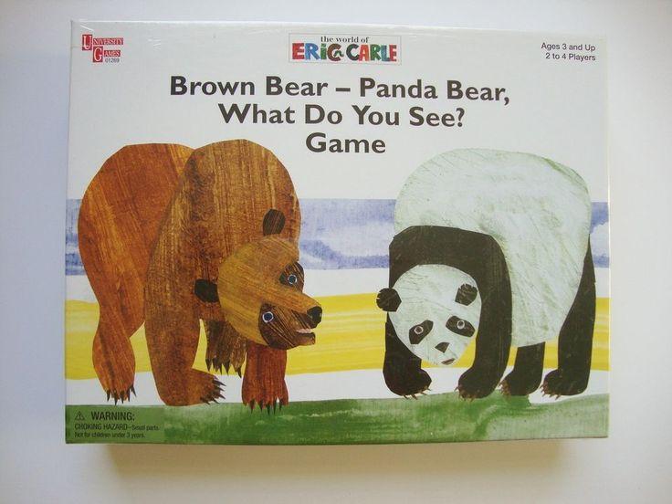 Brown Bear, Brown Bear, What do you see ? : Printable ...