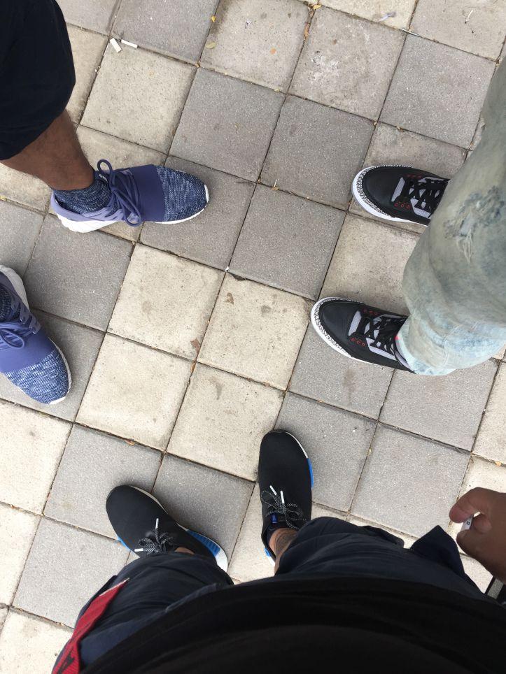 88b51fcc9e4bb Early release of the Pharrell Williams Holi Hu NMD  AllenClaudius   bowtiesandbones  sneakerhead  indian  hypebeast  highsnobiety   sneakerculture  streetwear ...