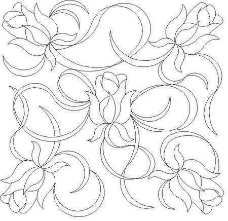 Shop | Category: Flowers / leaves | Product: Rose 6 Blk 2