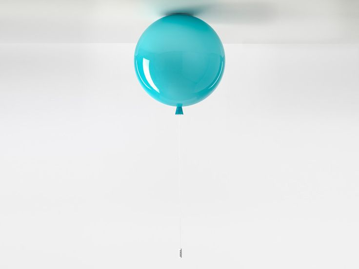 The playful Brokis Memory ceiling light kindles the imagination and takes you back to the carefree days of childhood.