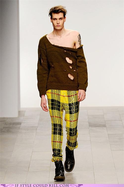 What stylish crack heads are wearing.....Ashish Fall/Winter 2011