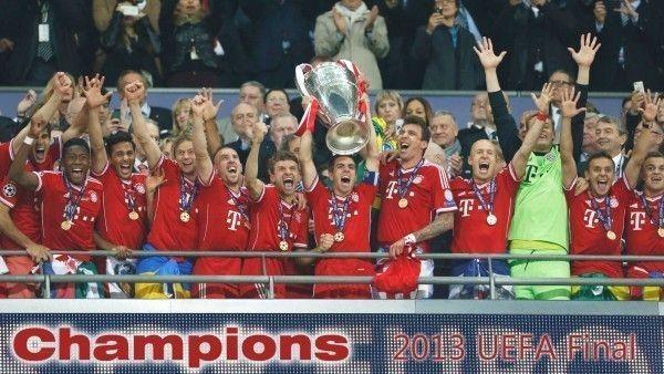 Bayern Munich Wallpaper Bayern Munich Wins Champions League Final Beats Borussia Hd Wallpape Champions League Final Bayern Munich Wallpapers Champions League