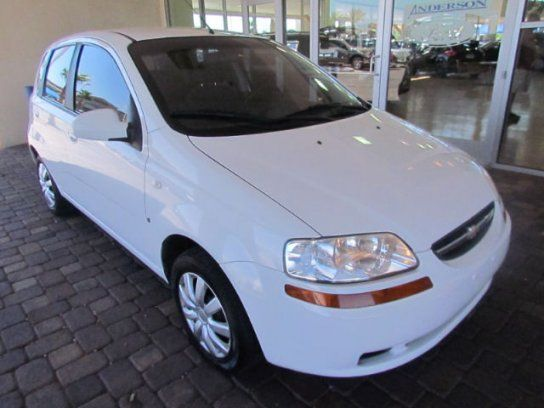 Hatchback, 2008 Chevrolet Aveo5 LS with 4 Door in Bullhead City, AZ (86442)