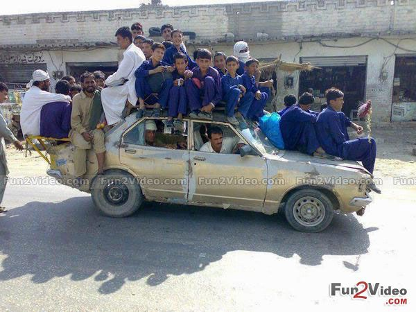 Fuuny Cars in Pakistan | rent-a-car-travel-funny-pakistan