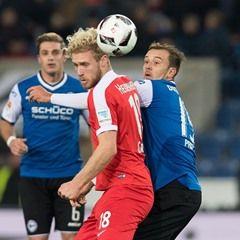 Bundesliga - Match Day 13 - Arminia Bielefeld vs FC Heidenheim
