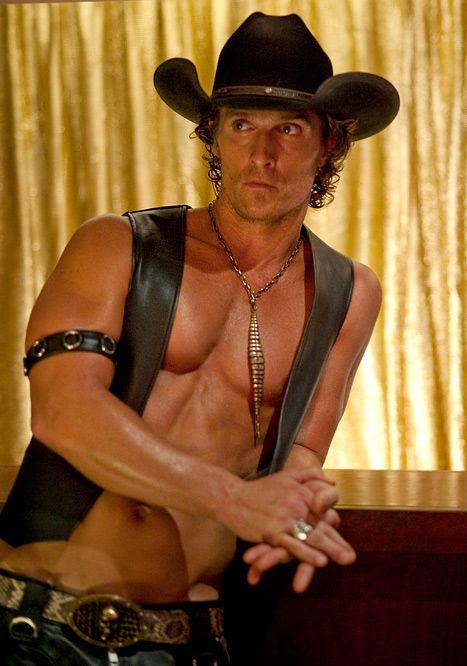 """Matthew McConaughey: I Have The """"Dirtiest"""" Striptease in Magic Mike..your welcome ladies!!!"""