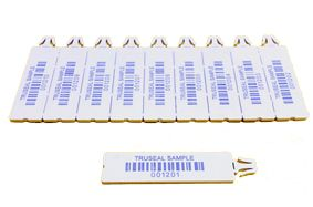 Security Bag Seals STS008 Barcoded