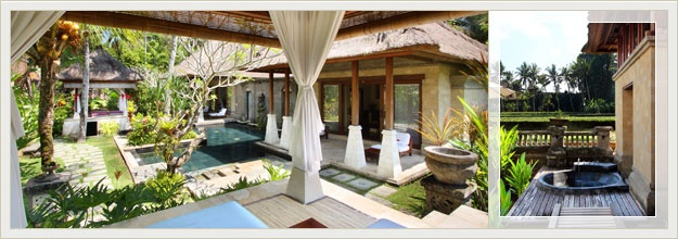 Arma Museum & Resort Ubud, Bali Villas Rental - Discount Rates Deals