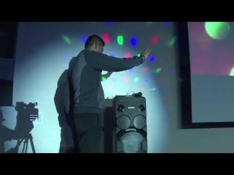 Lanzamiento Sony Audio, conceptualización, artefinalización y supervisión de dicho evento.  https://www.youtube.com/watch?v=vXmBz1len_A