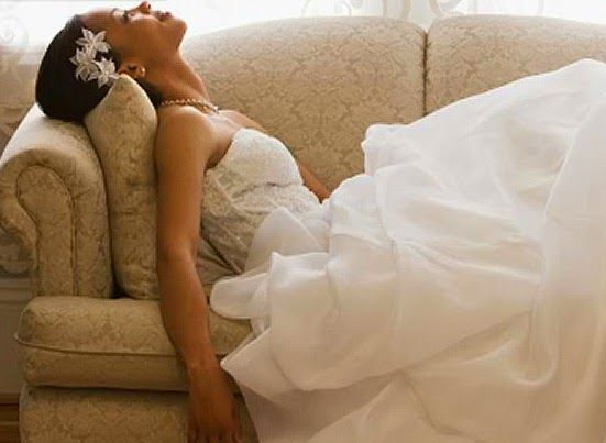 8 Signs You Are Prepared For Your Wedding Day!