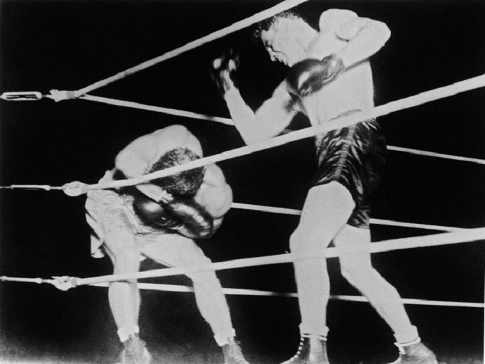 August 25th 1930 Baer Vs Campbell Worst Injuries Ufc Fighters Dangerous Sports