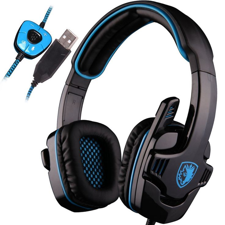 Pro Gaming Headset X 7.1 Dolby Digital surround sound USB Headphone with Microphone Noise Cancelling Technology