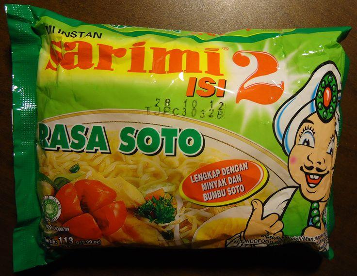 785 Sarimi Isi 2 Rasa Soto Snack recipes, Snacks, Food