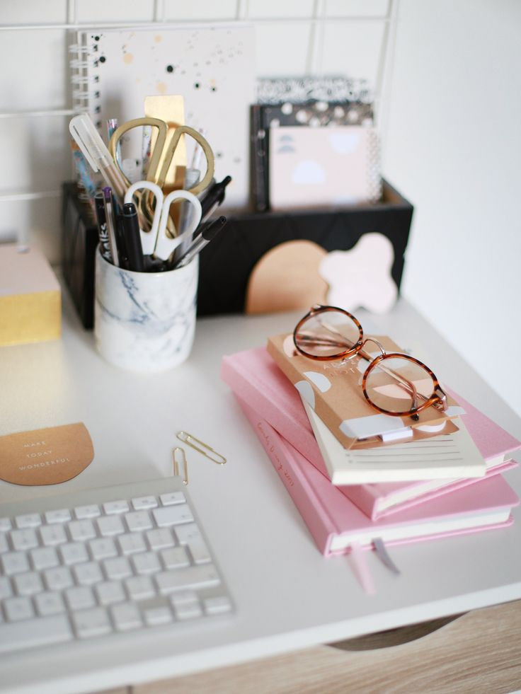 Stationery Essentials For Staying On Track.