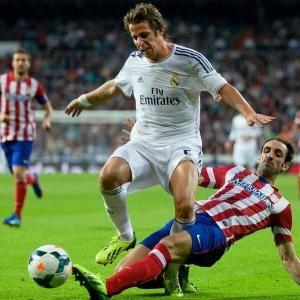 Fabio Coentrao: Manchester United's 'One that got away' #Football #Soccer #EPL #MUFC #RealMadrid #FabioCoentrao