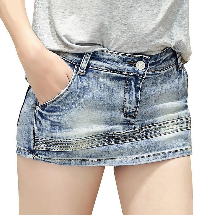 ( マゴット ) Maggot デニム ショートパンツ レディース きれいめ 選べて嬉しい 3タイプ 5サイズ ミニスカート ではありません