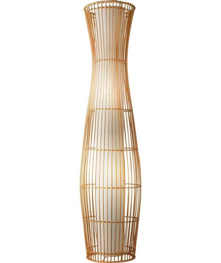 Buy Sirit Rattan Floor Lamp Natural At Argos Co Uk Your Online Shop For Floor Lamps