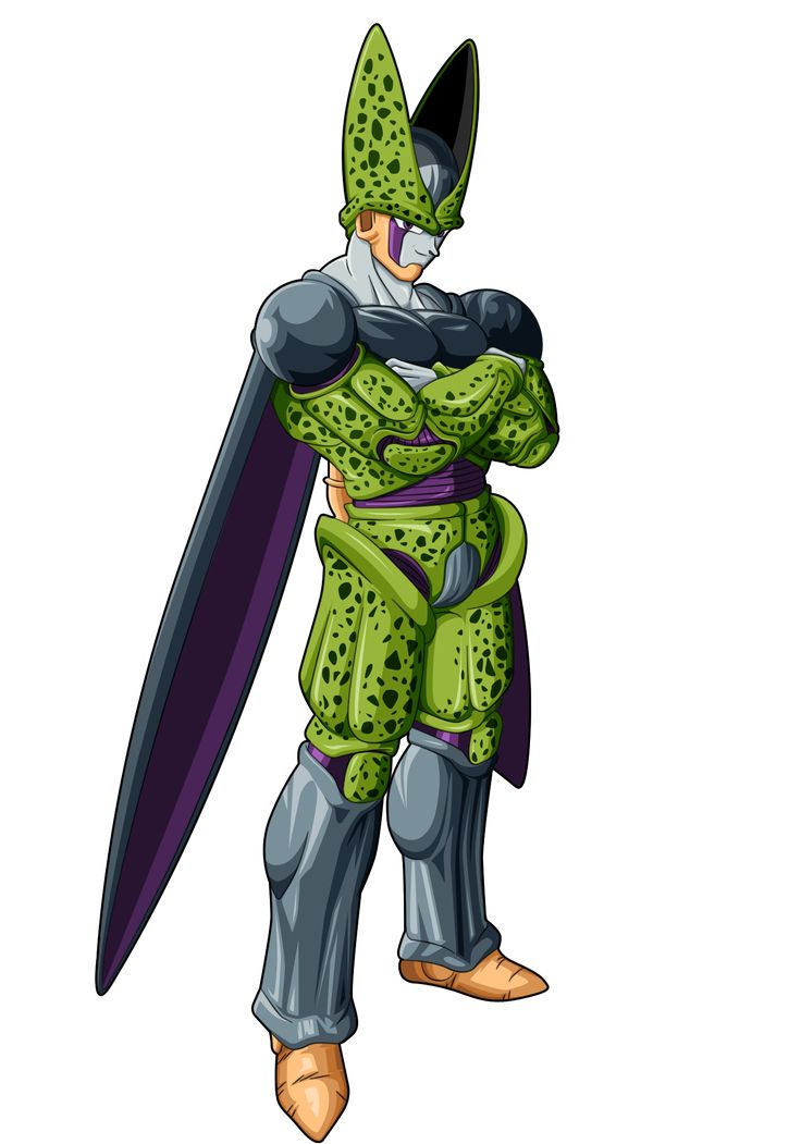 Perfect Cell by noname37 on DeviantArt